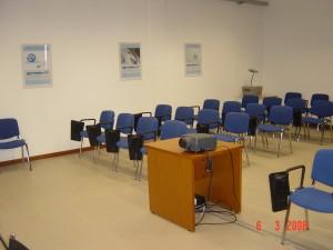 Sala seminari
