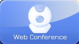 pulsante web conference