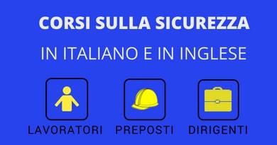Corsi sulla Sicurezza in Ita e Inglese